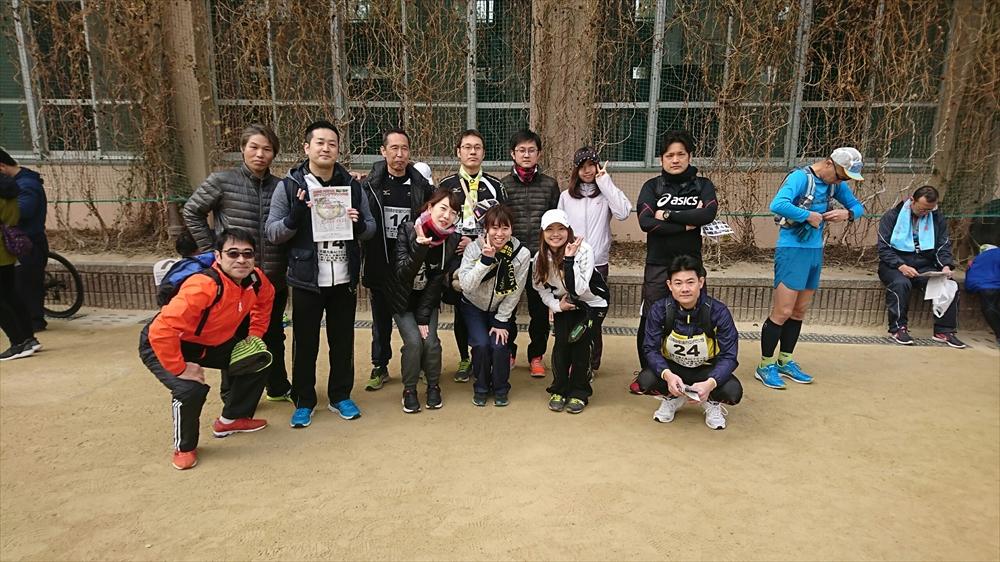 ロゲイニングマラソン